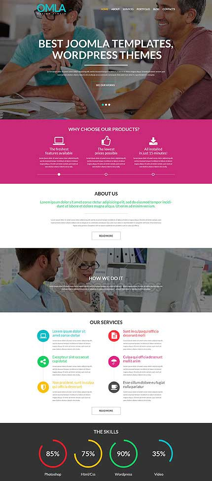 Web-Design-Agency-WordPress-Theme