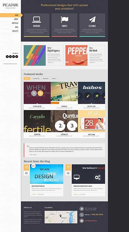 Web-Designs-Company-WordPress-Theme