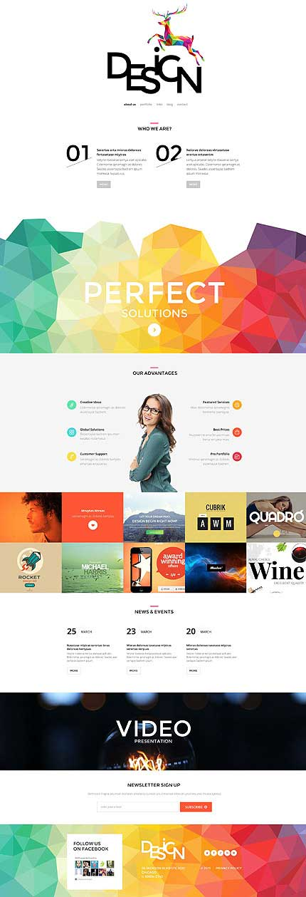 Website-Design-WordPress-Theme