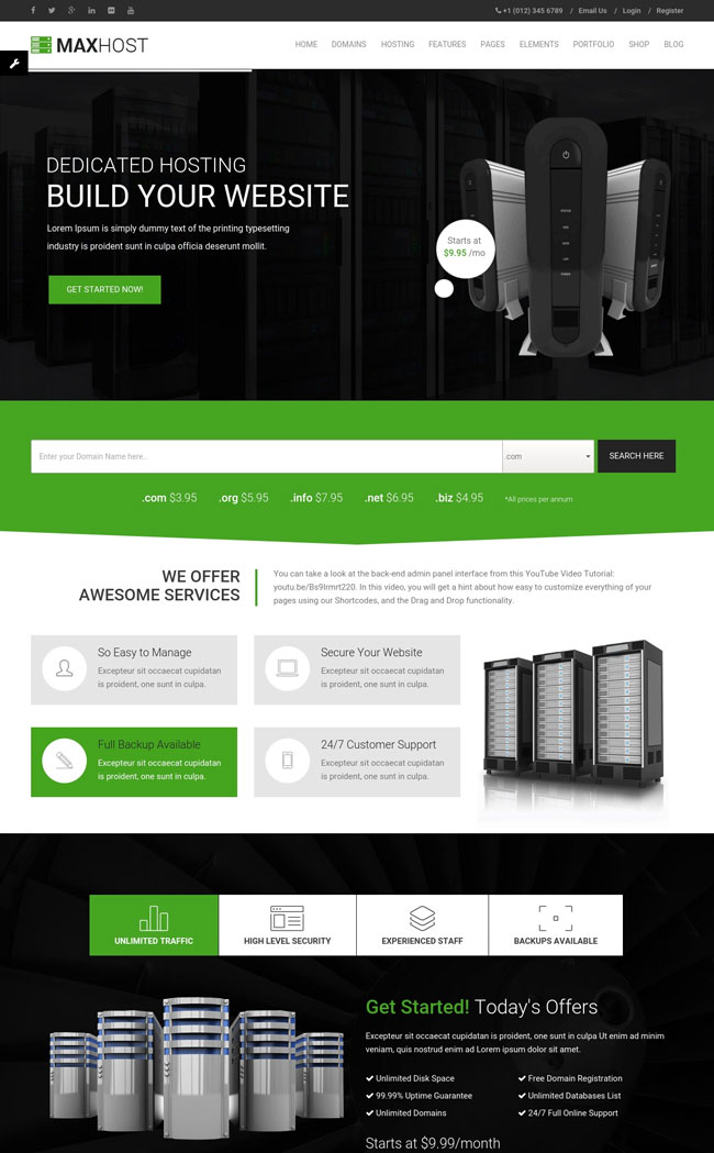 maxhost-web-hosting-whmcs-and-corporate-business-wordpress-theme-with-woocommerce