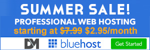 Bluehost Special Sale