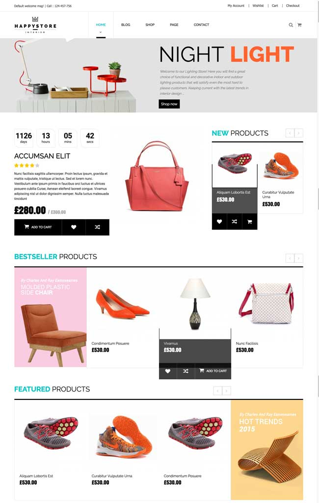 happystore-furniture-interior-bootstrap-template