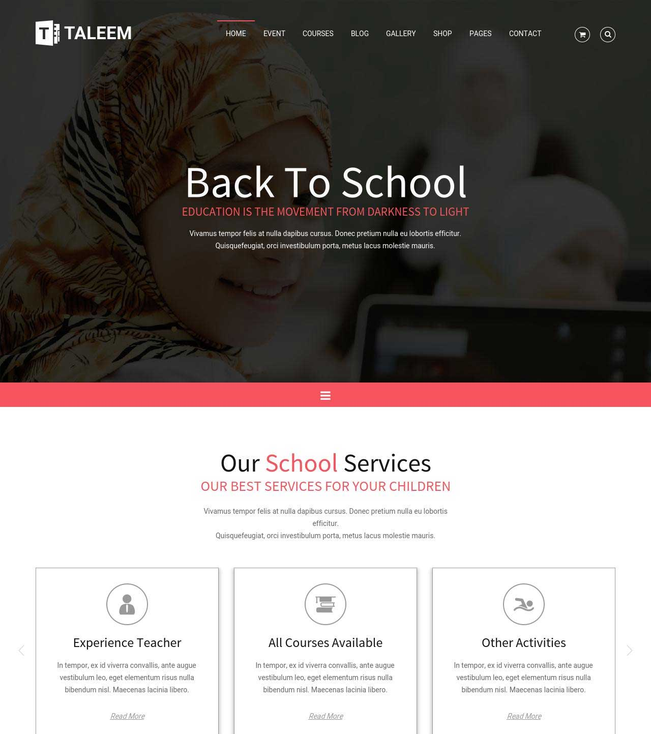 35 Best Education Responsive Html Templates For Universities