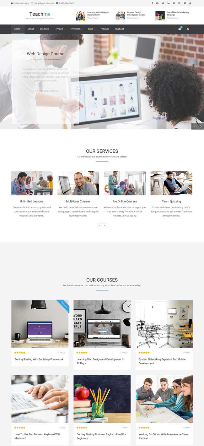 teachme-responsive-learning-management-system-education-university-site-template