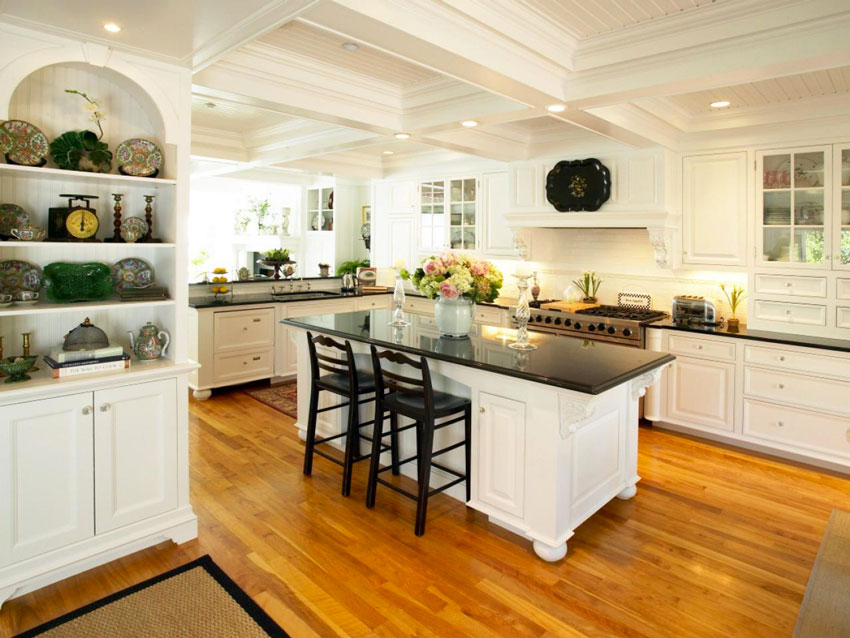 Inspirations and tips for family house renovation process for Kitchen renovation styles
