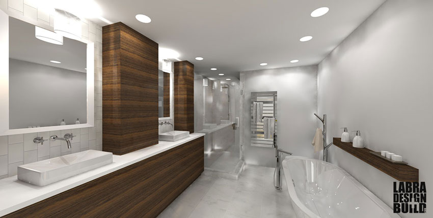 Modern Master Bathroom Designs: Inspirations And Tips For Family House Renovation Process