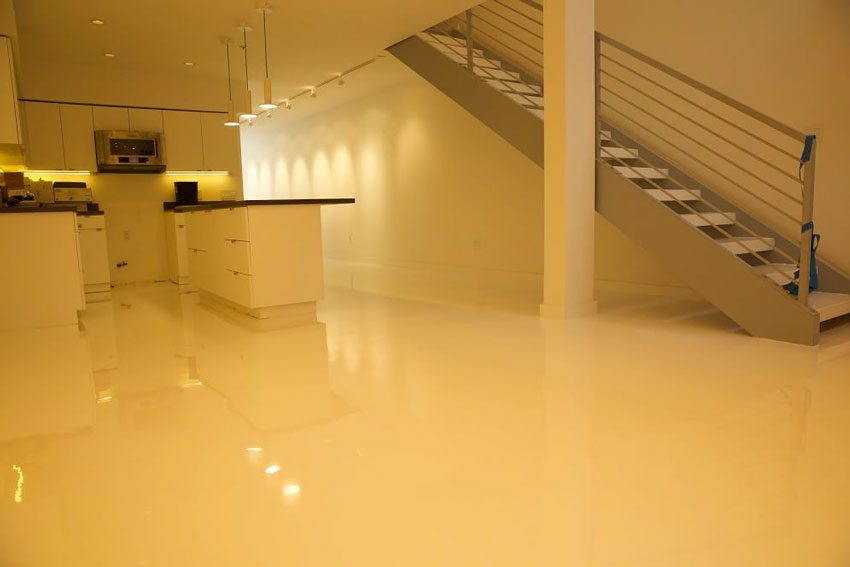 shiny-concrete-floor