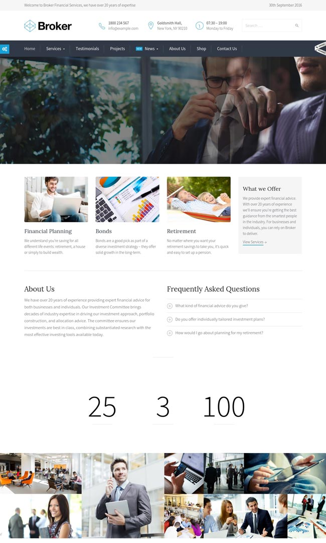 broker-business-and-finance-wordpress-theme