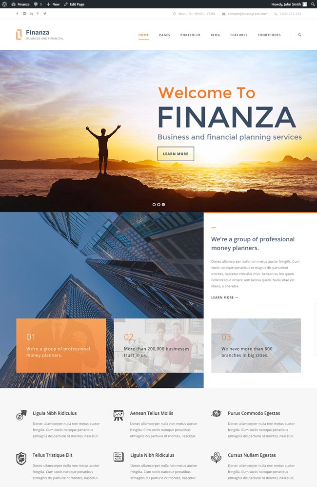 finanza-business-financial-wordpress-theme