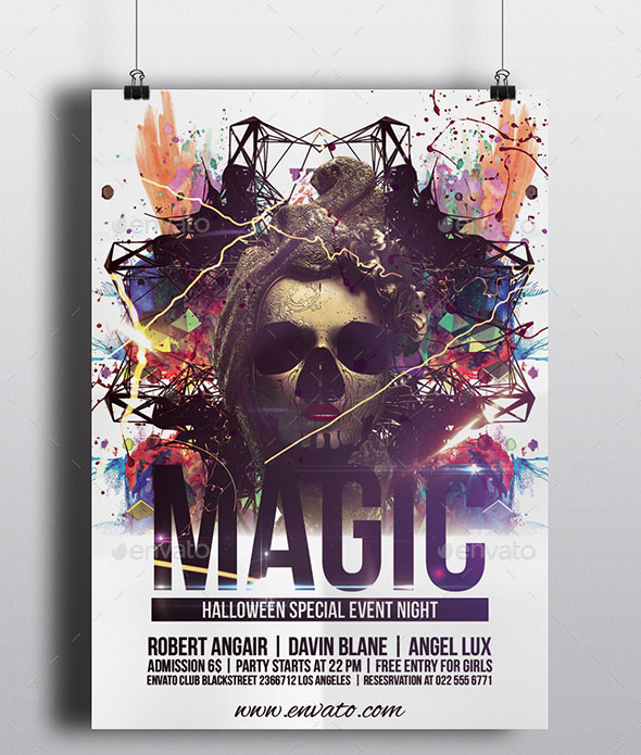 magic-halloween-flyer-template