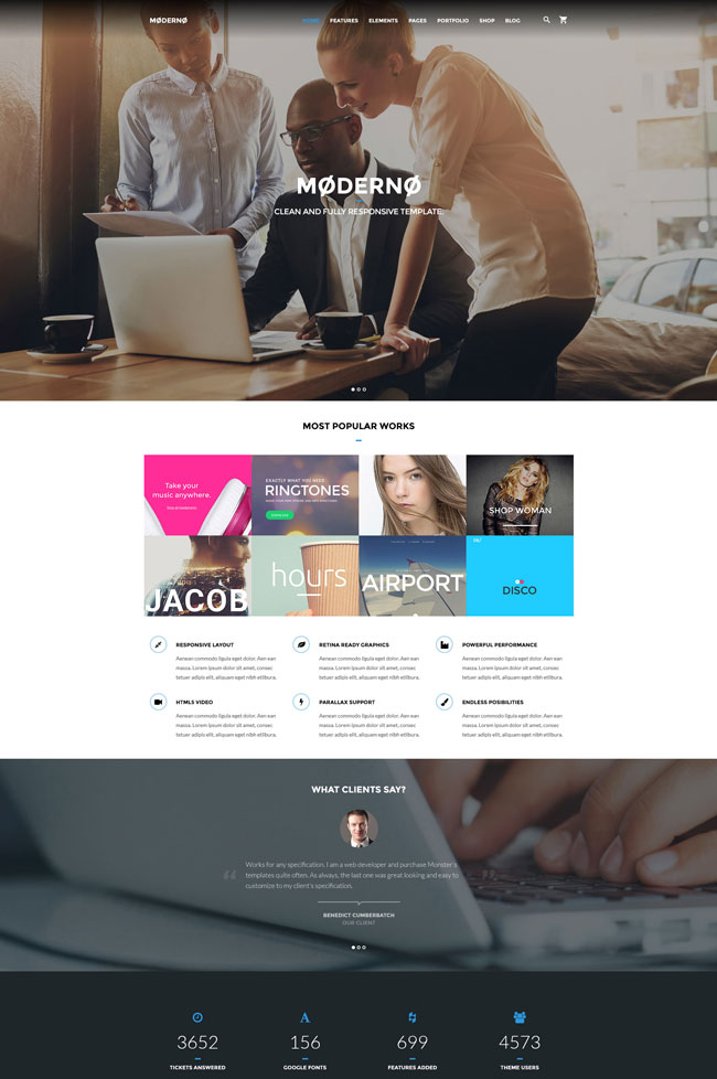 Moderno-Marketing-Agency-Responsive-Website-Template