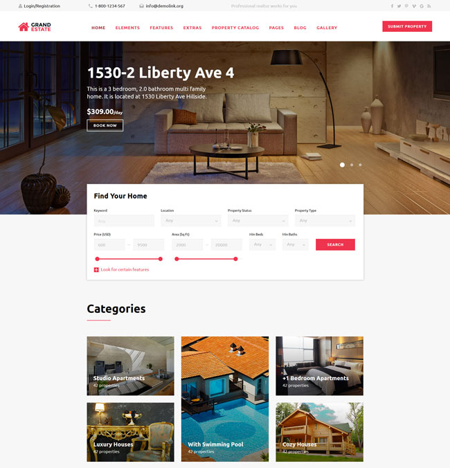 real-estate-agency-responsive-website-template