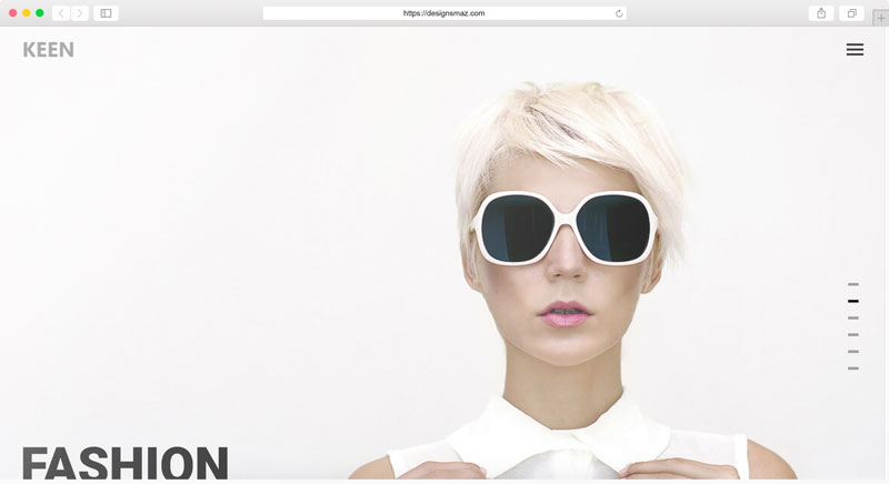 keen-minimal-photography-wordpress-theme
