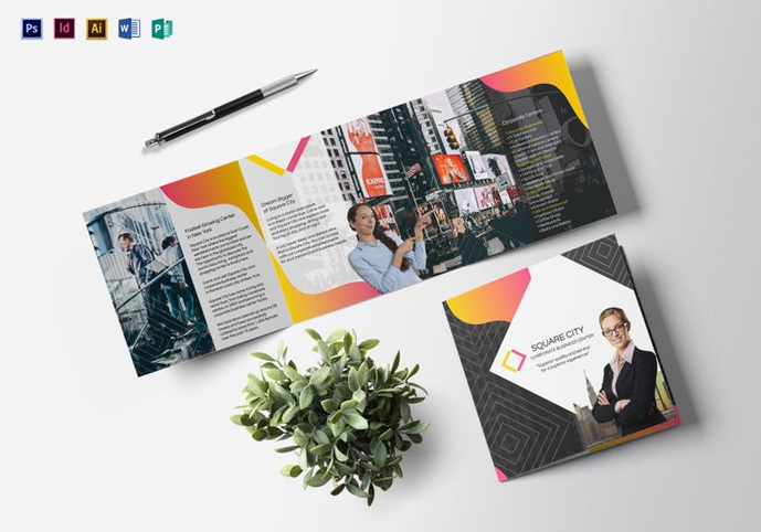 20 Creative PSD Brochure Templates For Free 2017 DesignMaz