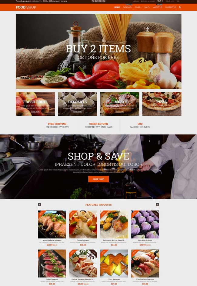 Food-Shop-Shopify-Theme