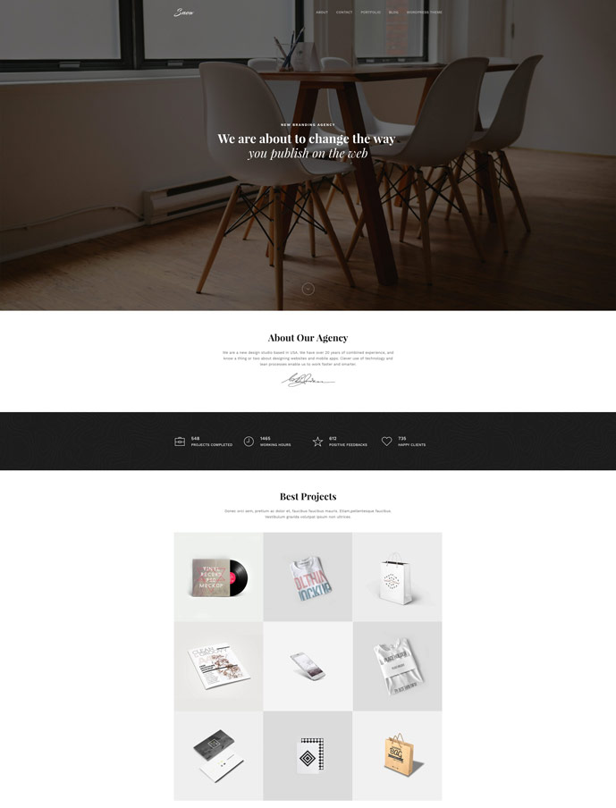 Free HTML Landing Page Templates DesignMaz - Website splash page templates