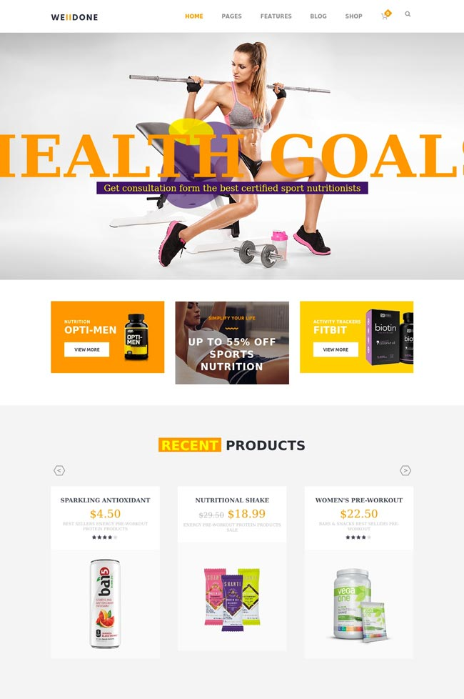 welldone-sports-fitness-nutrition-and-supplements-store-woocommerce-theme