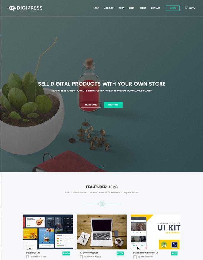 Free download shopymall marketplace theme worth $69| wpthemego.